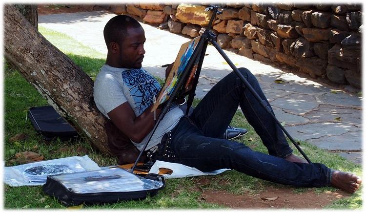 RPA Pretoria - stolica z historią