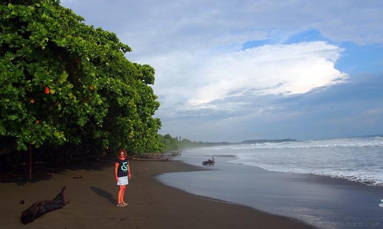 Kostaryka Quepos - piękna dżungla i piaszczyste plaże