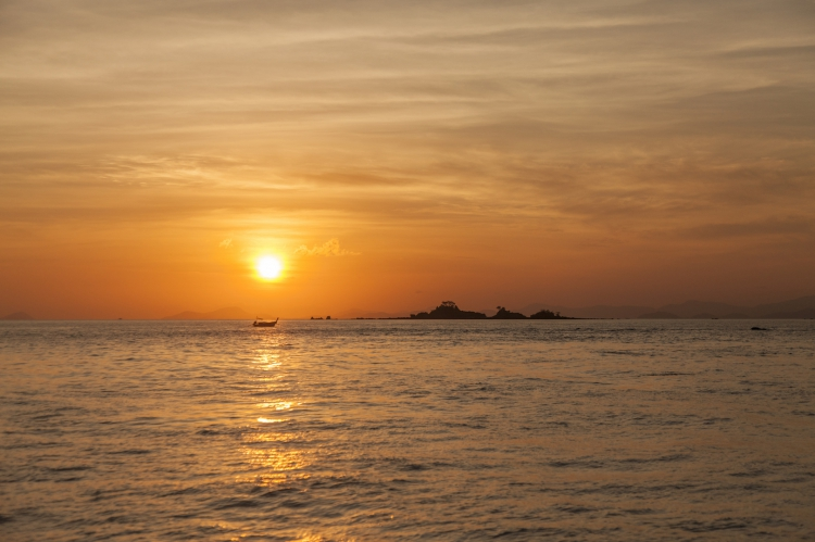 Tajlandia - królestwo wysp i orhidei