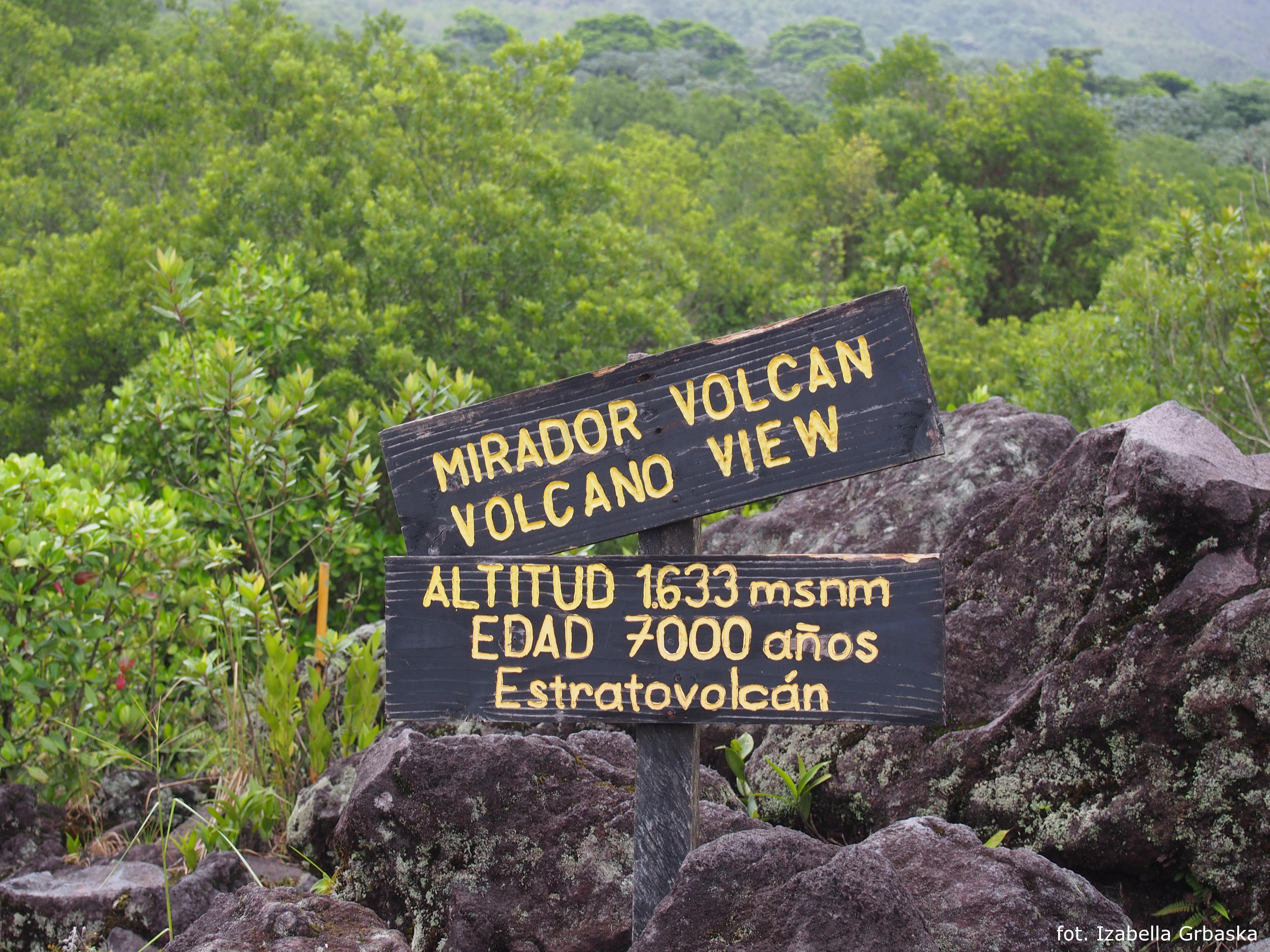 Kostaryka nieustająca aktywność wulkanu Arsenal