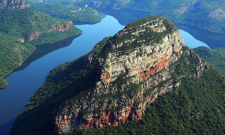 RPA Kanion rzeki Blyde czyli Panorama Route przez Góry Smocze
